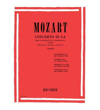 Concerto In La Kv 622