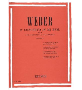 Concerto N. 2 In Mi Bem....