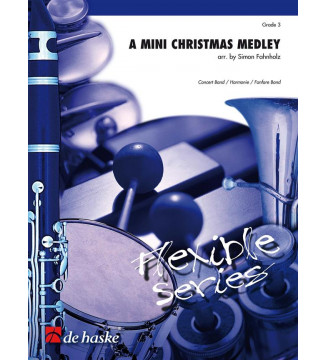A Mini Christmas Medley