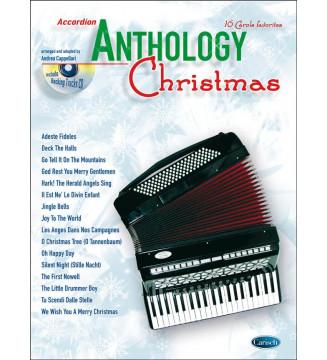 Anthology Christmas  Accordion