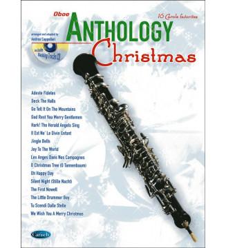 Anthology Christmas Oboe