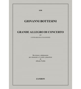 Grande Allegro Di Concerto