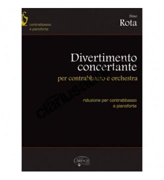 DIVERTIMENTO CONCERTANTE,...