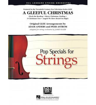 A Gleeful Christmas (Incl.:...