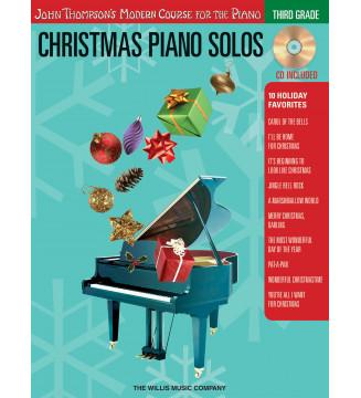 Christmas Piano Solos Third...