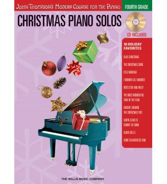 Christmas Piano Solos -...