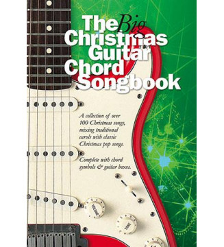 The Big Christmas Guitar...