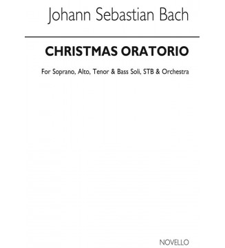 Christmas Oratorio Vocal...