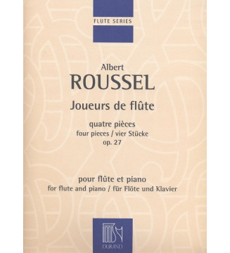Joueurs De Flute Op. 27