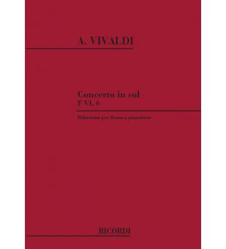 Concerti Per Fl., Archi e...