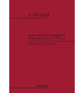Concerto Per Fl., Archi e...