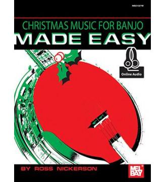 Christmas Music For Banjo...