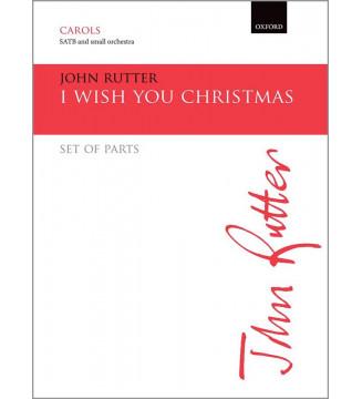 I wish you Christmas