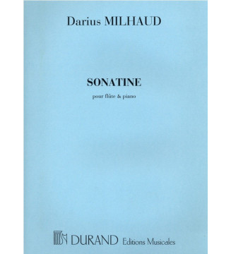 Sonatine Flute/Piano...