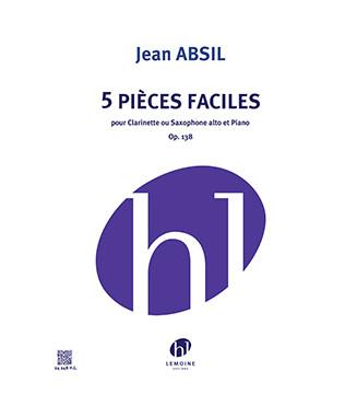 Pieces Faciles(5) Op.138
