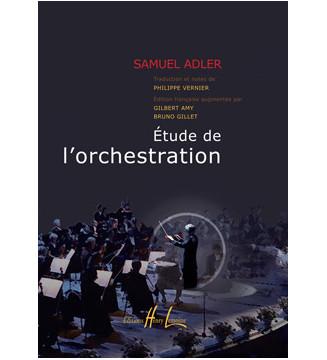 Etude de l'orchestration