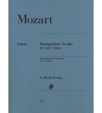 Horn Quintet in E flat...