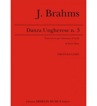 Danza Ungherese No. 3