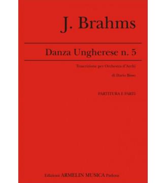 Danza Ungherese No. 5