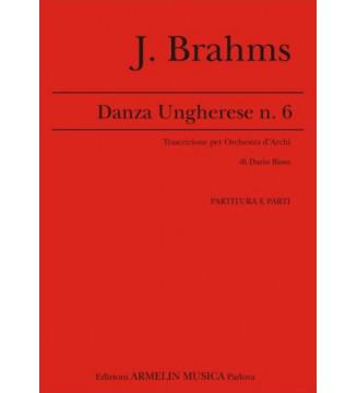 Danza Ungherese No. 6