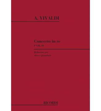 Concerti Per Ob., Archi e...
