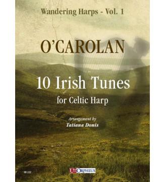 10 Irish Tunes for Celtic Arpa