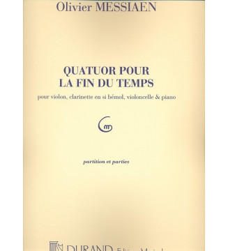 Quatuor Pour La Fin Du...
