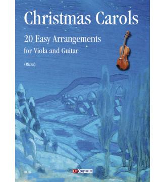 Christmas Carols - Viola e...
