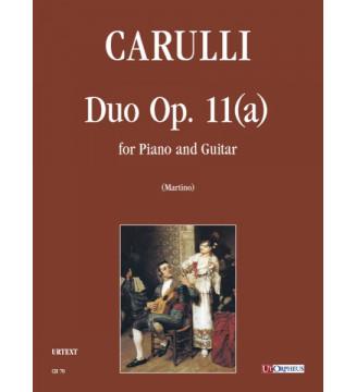 Duo op. 11a