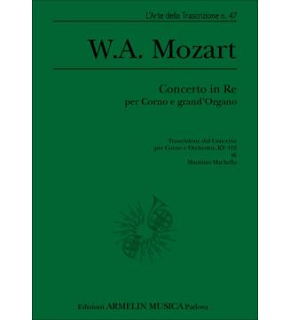 Concerto Per Corno e Organo