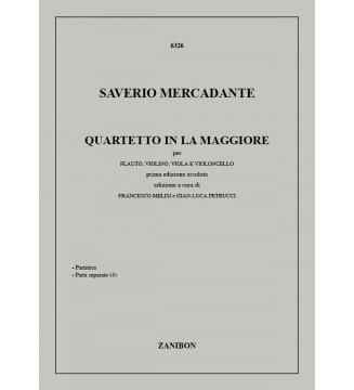 Quartetto In La Magg.