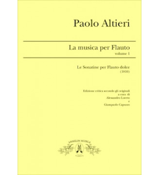 Le Musiche Per Flauto Vol. 1