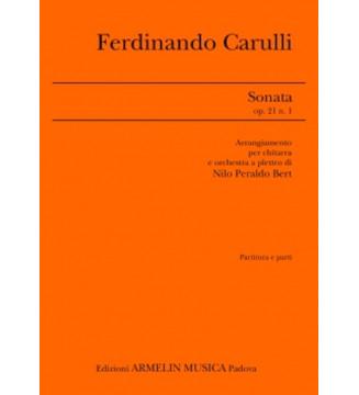 Sonata, Op. 21 No. 1
