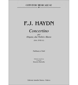 Concertino Per Organo o Hob...