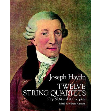 Quartetti (12) Op. 55, 64,...