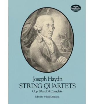 Quartetti Op. 20 E 33...