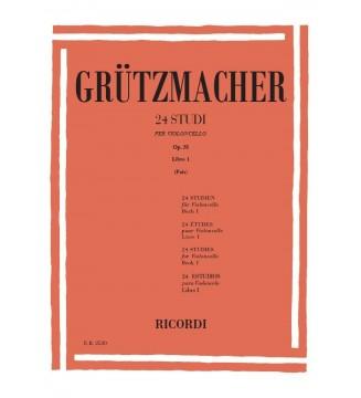 libro 1 per violoncello