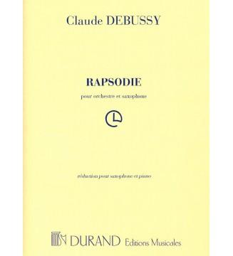 Rhapsodie  Pour Orchestre...