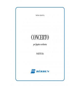 Concerto per fagotto e...