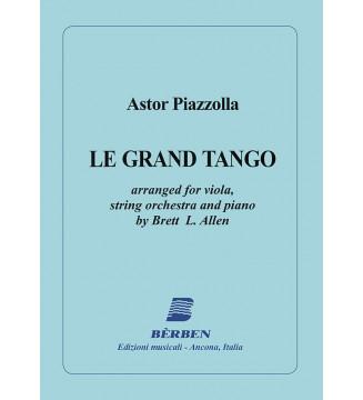 Le grand tango per viola,...