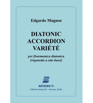 Diatonic accordion variete