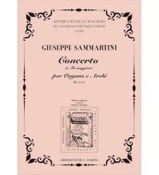 Concerto In Fa Magg