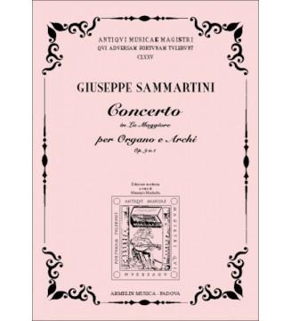 Concerto In La Magg