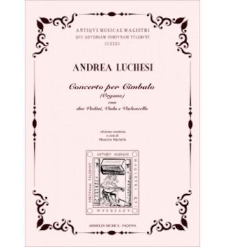 Concerto Per Cimbalo