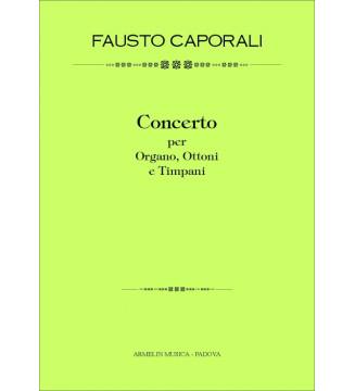 Concerto Per Organo o,...
