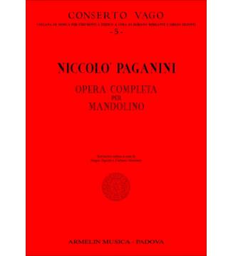 Opera Completa Per Mandolino
