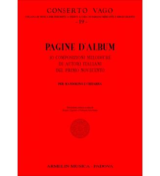 Pagine D'Album, Vol. 1