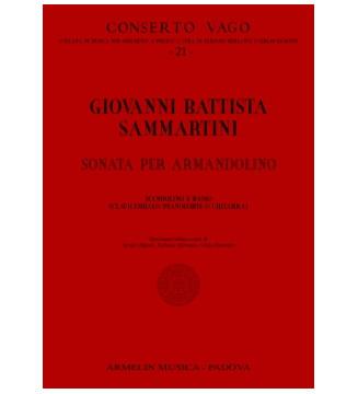 Sonata Per Armandolino e Basso
