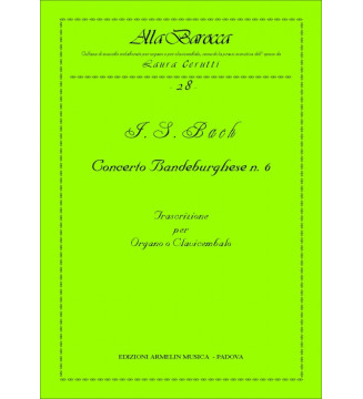 Concerto Brandeburghese N. 6