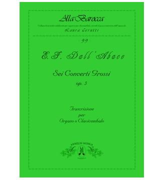 6 Concerti Grossi, Op 5